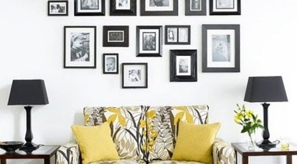 [신혼집 꾸미기] 집 안에 포인트 할 수 있는 사진 인테리어